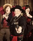 The Cisco Kid is HILARIOUS live musical comedy melodrama for the whole family!