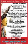 American Indian Events - Tucson
