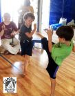 CMT Capoeira camp roda (circle) / Herman Gordon