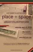 Place + Space: Contemporary Dance Experience