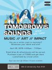 Tomorrow's Sounds, with Dress Code and TOMS Shoes