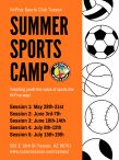 Hi-Five Summer Sports Camp