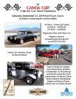 Canoa Cup Classic Car Show