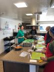 The Garden Kitchen's Knife Skills Hands-On Cooking Class