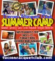 Tucson Racquet Club Summer Camp - Tennis