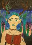 Worlds of Imagination: Teen Fantasy Art Show