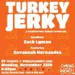 Turkey Jerky: A Thanksgiving Comedy Showcase