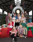 15th Annual Holiday Express with Santa / Courtesy of the Hicks Family