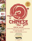 """Chinese New Year Celebration """"Year of the Rat"""""""