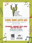 Southern Arizona Children's Choral Festival / Jess Edelbrock