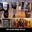 Students enjoying classes at Xanadu Dance Studio / Xanadu Dance Studio- Terra Myers-Tretbar