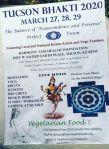 Tucson Bhakti Fest 2020: Perfect Vision