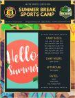 Hi Five Tucson Summer Sports Camp / Carlos Olmedo