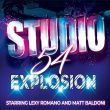 The Studio 54 Explosion - Starring Lexy Romano and Matt Baldini