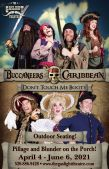 Buccaneers of the Caribbean at The Gaslight Theatre! / Brian Gawne