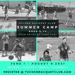 Tucson Racquet & Fitness Club Summer Camp