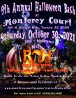 9th Annual Halloween Party / ROH Band