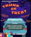 Trunk or Treat *free*